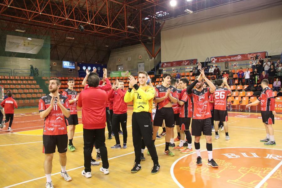 El Club de Balonmano UBU San Pablo Burgos jugará en División de Honor Plata