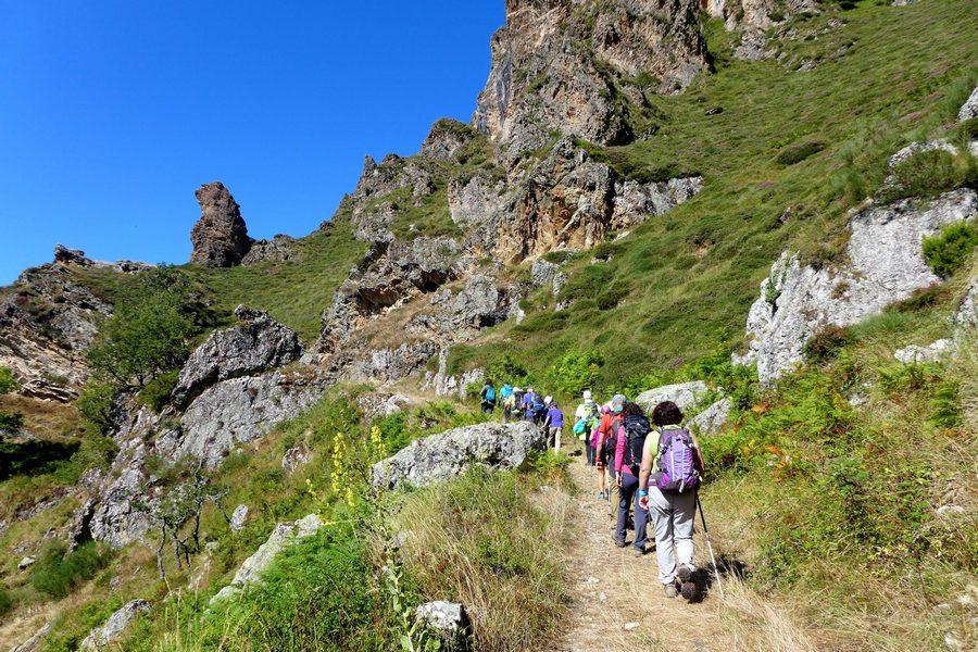 El deporte de montaña crece en Castilla y León destacando el incremento de mujeres federadas