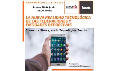 Webinar La nueva realidad tecnológica.