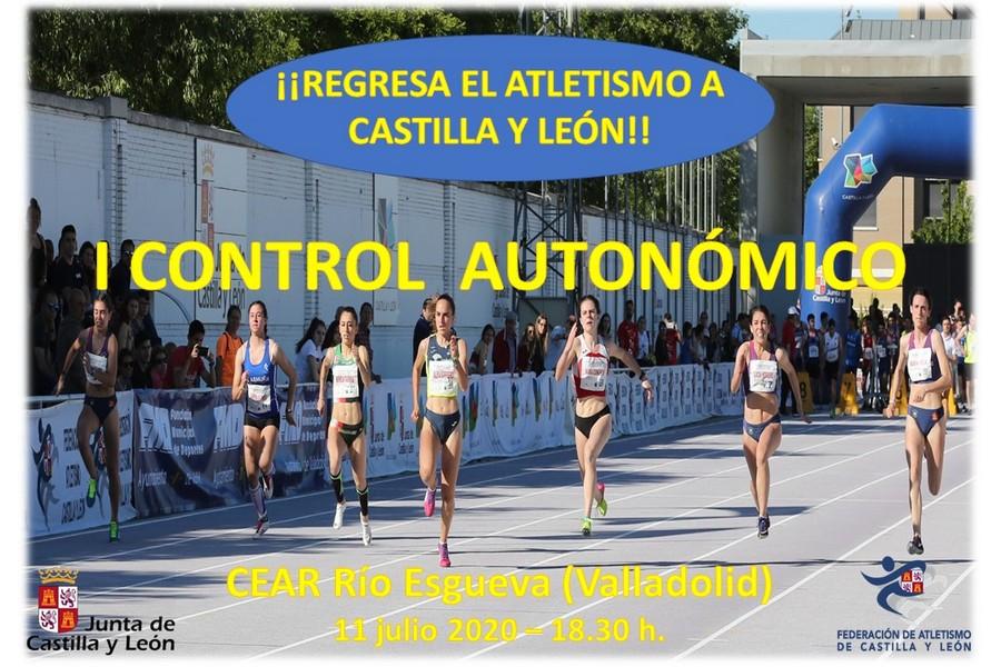 El atletismo de Castilla y León vuelve a las competiciones oficiales en pista