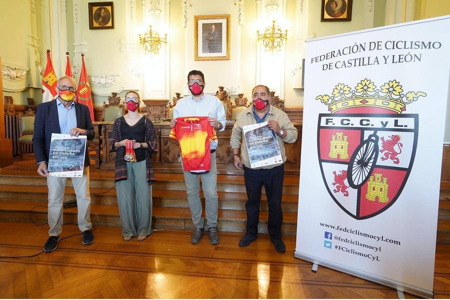 Valladolid acogerá el Campeonato de España de BTT XCO los días 19 y 20 de septiembre
