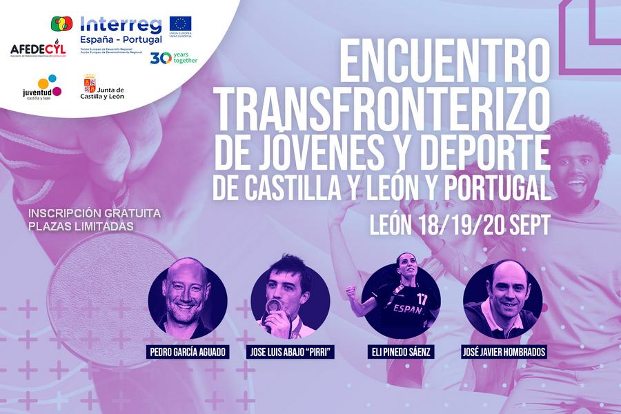 León, sede del Encuentro Transfronterizo de Juventud y Deporte