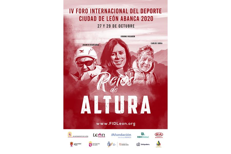 El Foro Internacional del Deporte convertirá un año más a León en capital nacional del Deporte