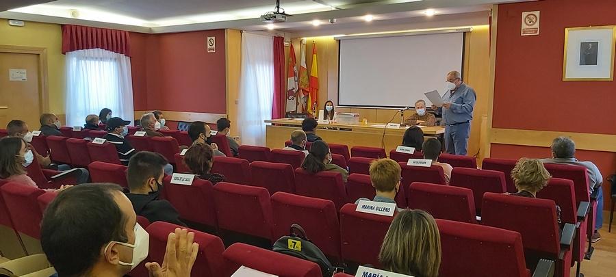 Gerardo García Alaguero, reelegido presidente de la Federación de Atletismo de Castilla y León
