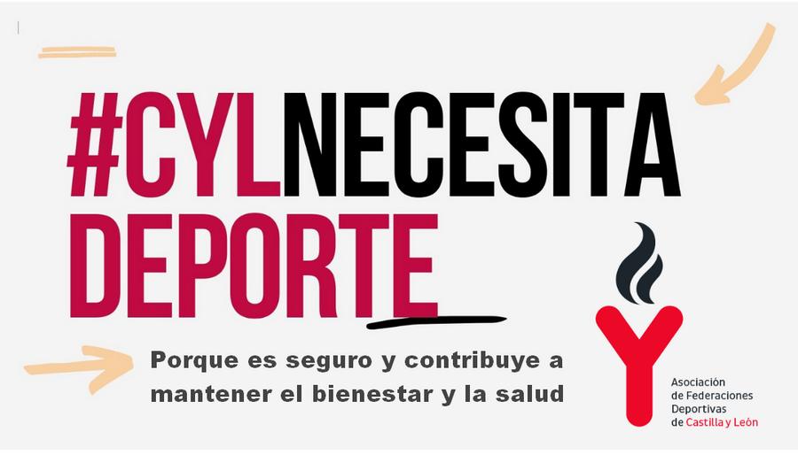 AFEDECYL lanza un manifiesto para exigir la reanudación del deporte oficial en Castilla y León