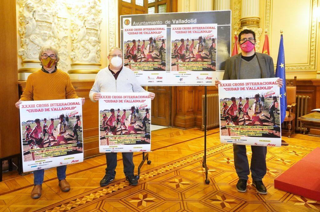 El Cross de Valladolid reduce la participación a 800 corredores para garantizar la seguridad