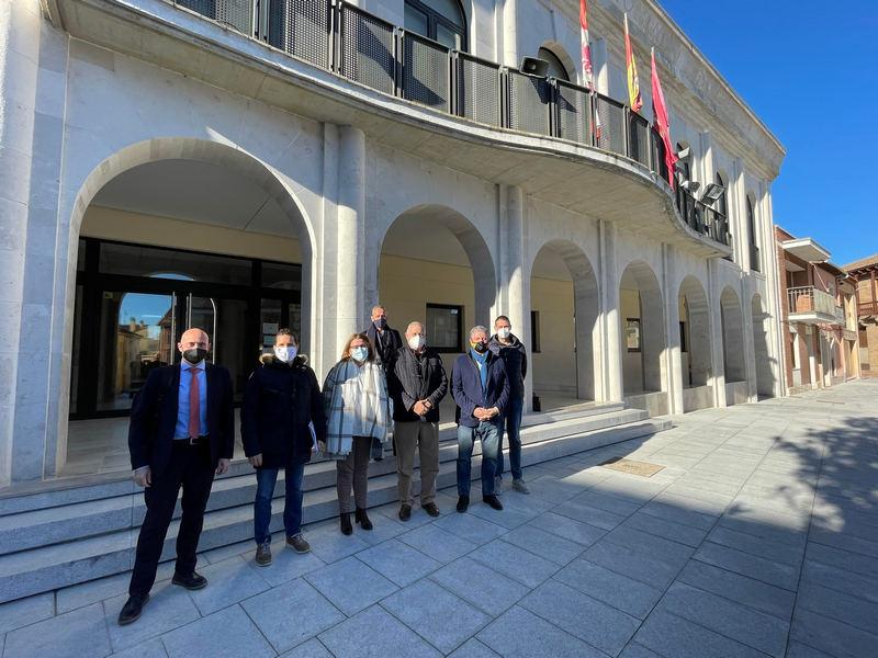 Íscar y Vallelado serán las sedes del Mundial Sub 22 de Pelota en frontón de 36 metros