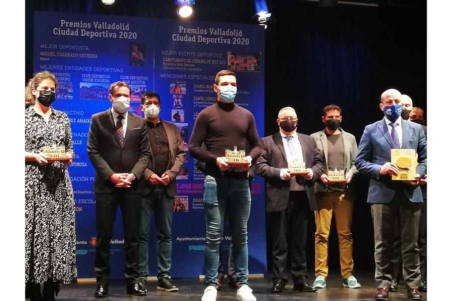 AFEDECYL recibe el galardón a la Mejor Delegación Provincial por su defensa del deporte durante la pandemia
