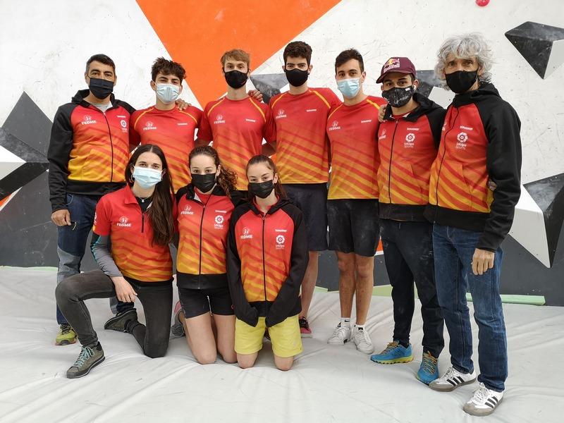 Iziar Martínez finaliza decimosexta en el arranque de la Copa de Europa de Escalada