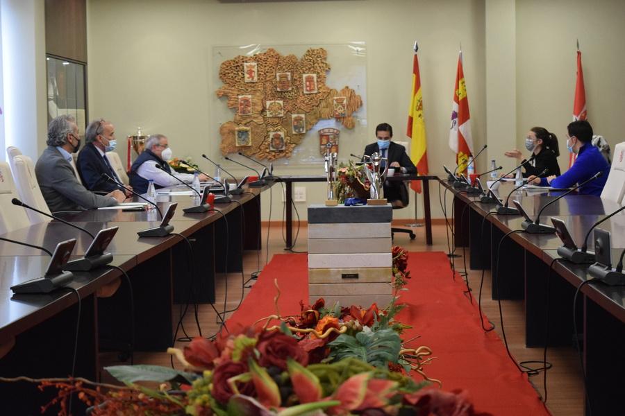 AFEDECYL se reúne con la Dirección General de Deporte