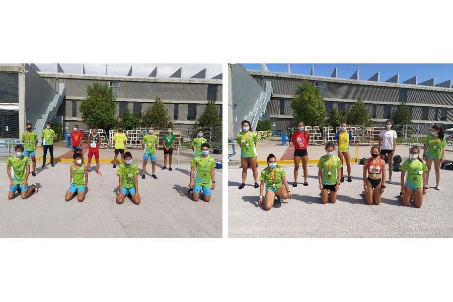 Valladolid y Toro acogen dos campeonatos autonómicos de atletismo el fin de semana