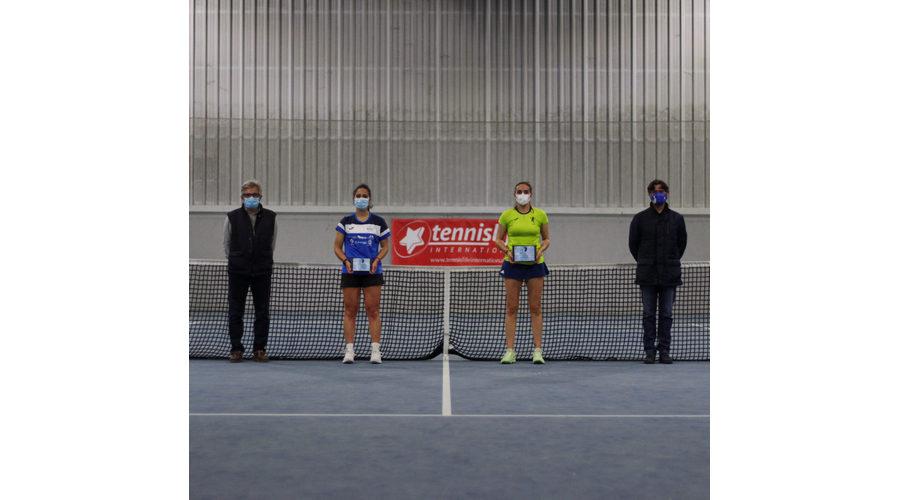 El tenis de Castilla y León ya tiene sus campeones individuales 2021