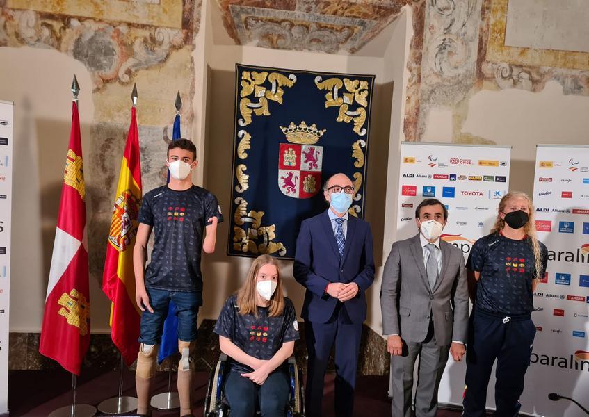 Un total de once deportistas de Castilla y León han sido preseleccionados para los Juegos Paralímpicos de Tokio