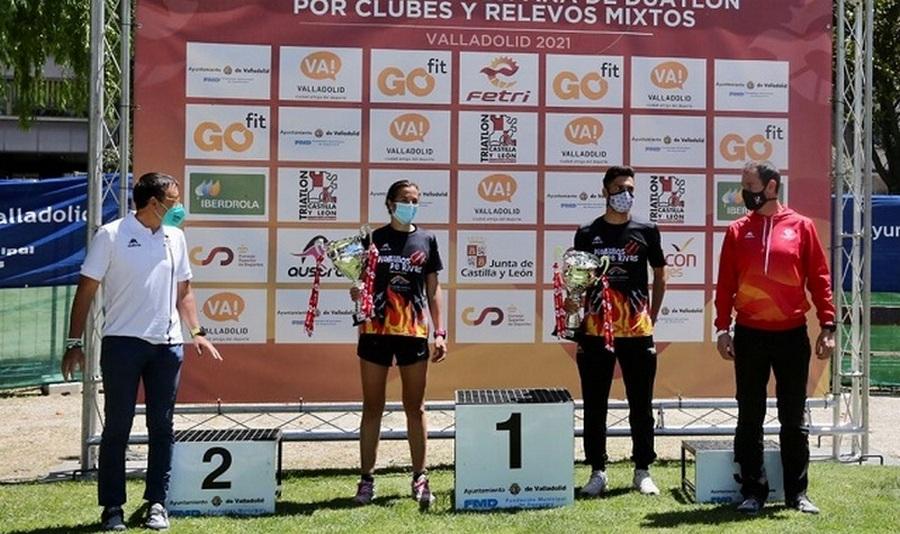 El triatlón de Castilla y León se luce en Valladolid