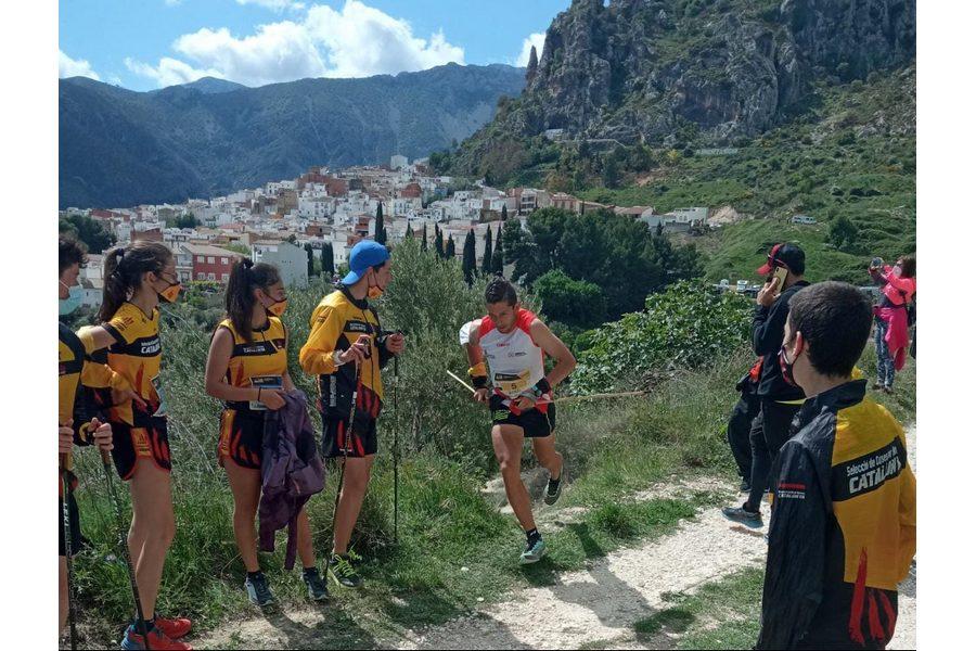 Manuel Merillas se proclama doble campeón de España de carreras por Montaña -Trail