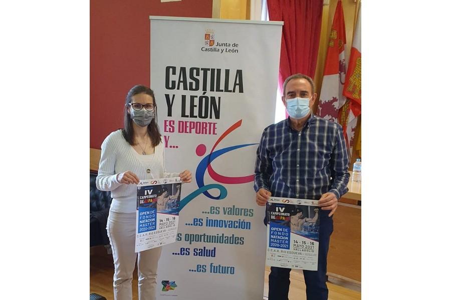 Valladolid acoge el Campeonato de España Open de Fondo Natación Master