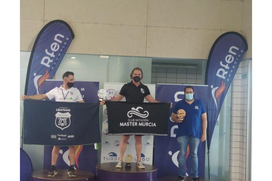 Castilla y León consigue 20 medallas en el  Campeonato de España Open de Fondo de Natación