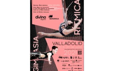 La Federación de Gimnasia busca voluntarios para la organización de 5 campeonatos de España en Valladolid