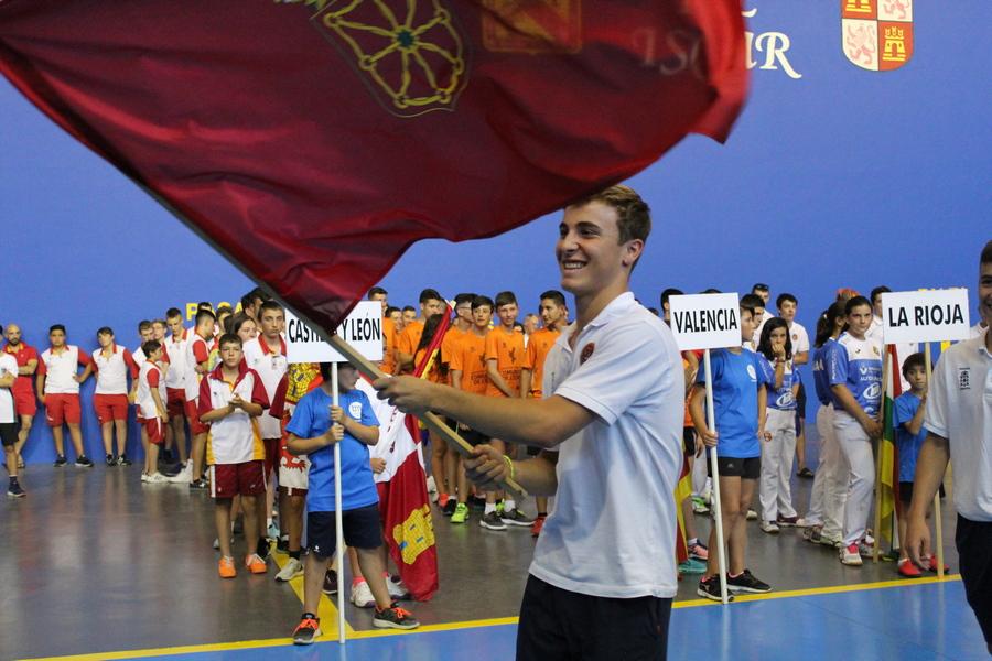El campeonato de España de Pelota en edad escolar, con doce títulos nacionales se juega en Íscar y Pedrajas (Valladolid)