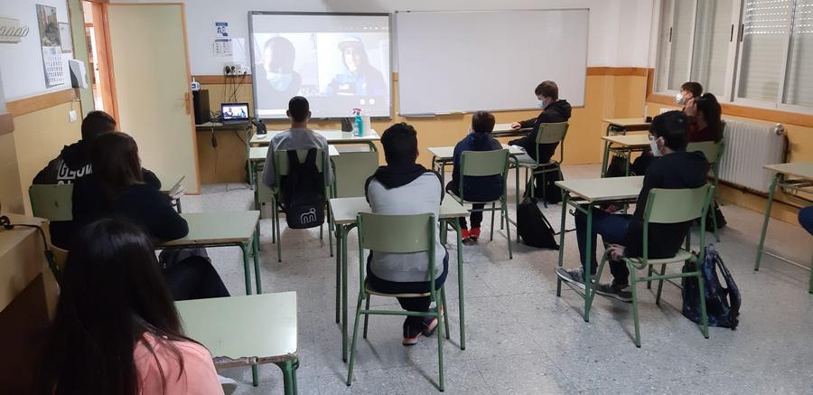 Las charlas de Sara García en Alcañices  y Dori Ruano en Arenas de San Pedro cierran el curso de las Jornadas de Igualdad