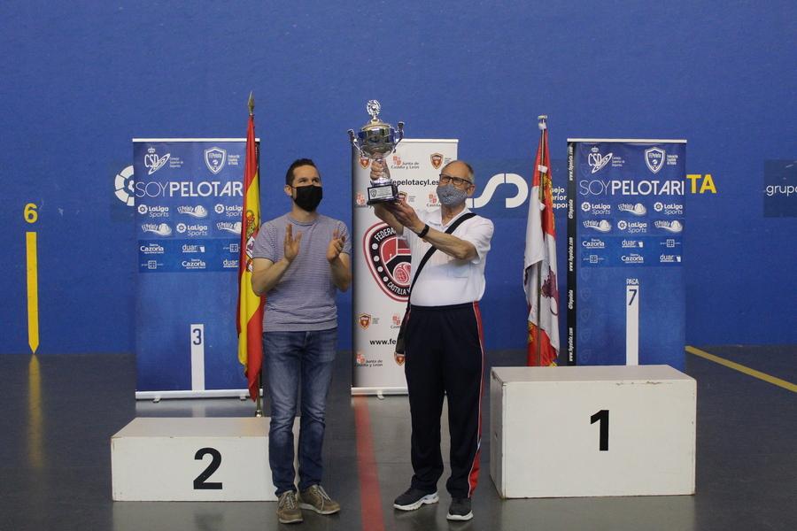 Navarra y Valencia campeonas en los 36 y 30 metros en el Nacional de Edad Escolar en Íscar