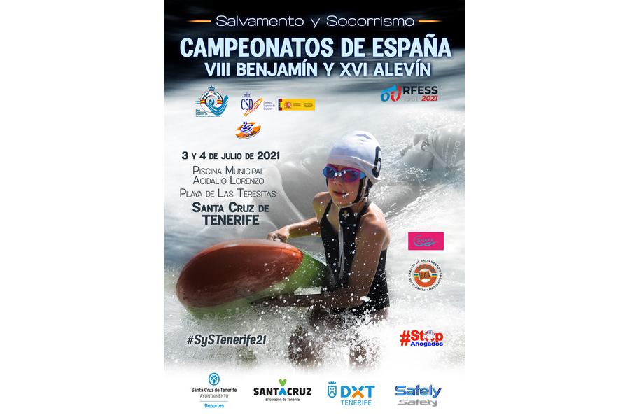 Trece deportistas de Castilla y León participarán en los Campeonatos de España de Salvamento y Socorrismo Benjamín y Alevín