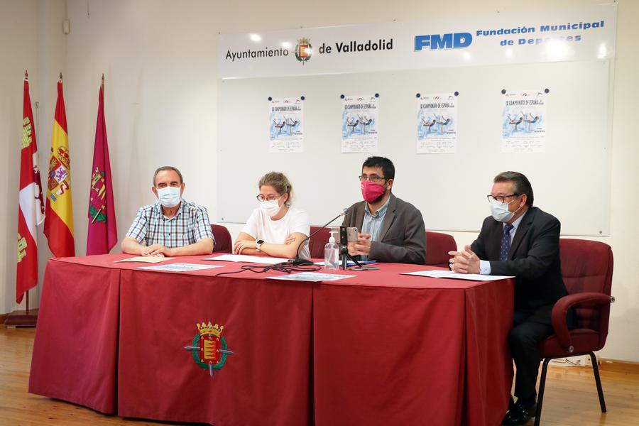 Valladolid acogerá el IX Campeonato de España de Verano Alevín, Junior y Absoluto de Natación Artística