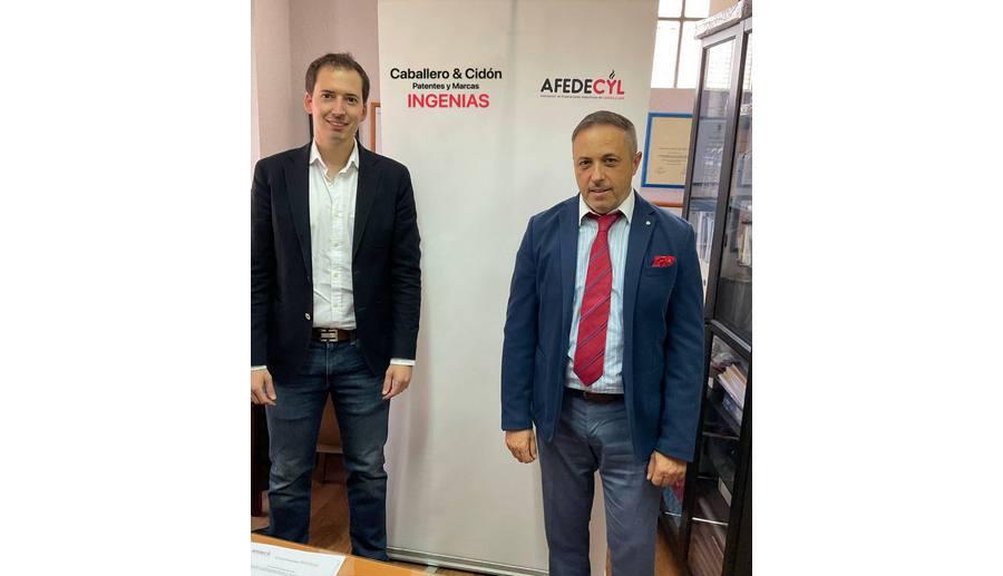 Caballero & Cidón y AFEDECYL firman un convenio de colaboración para asesorar al deporte en cuestiones de marcas y propiedad intelectual