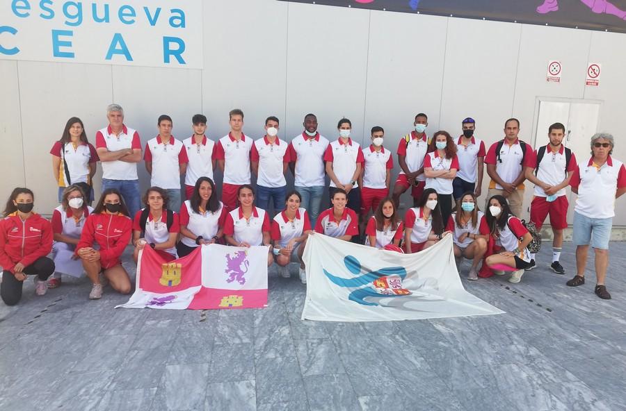 El atletismo de Castilla y León aspira al podio en el campeonato de España por comunidades absolutas