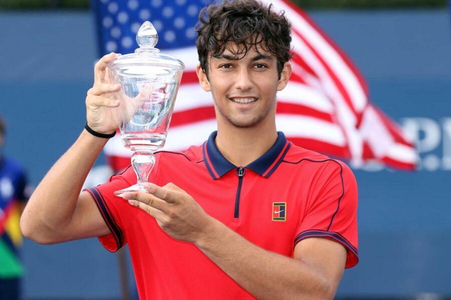 El abulense Daniel Rincón se corona en el torneo júnior del US Open