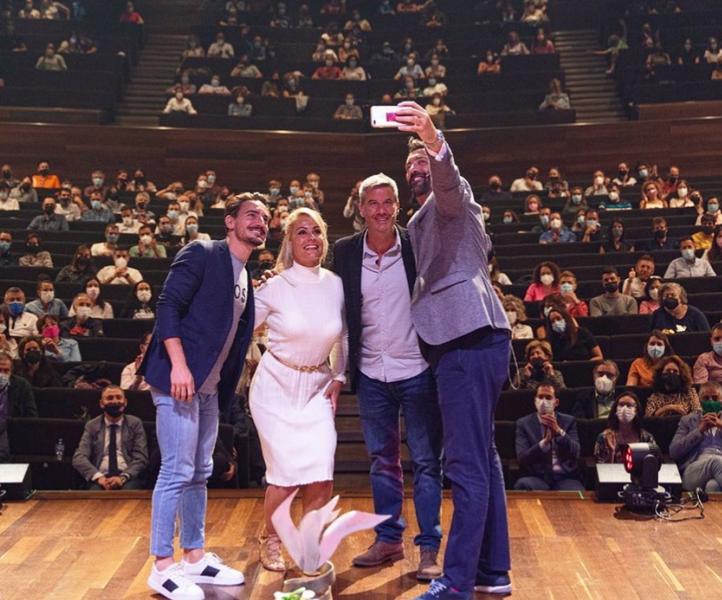 AFEDECYL, Lydia Valentín, Teresa Ginés, Isabel García Sanz y Balonmano Fuentes Carrionas, Premios Nova del Deporte